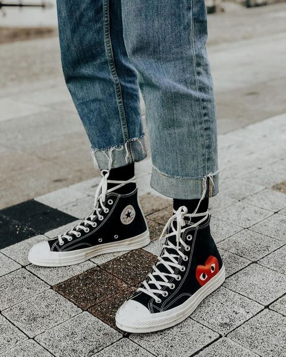 Sneakers | Converse | All stars | Street style | Inspiration ...