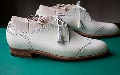 Kiltie Tongue Derby TYE Shoemaker