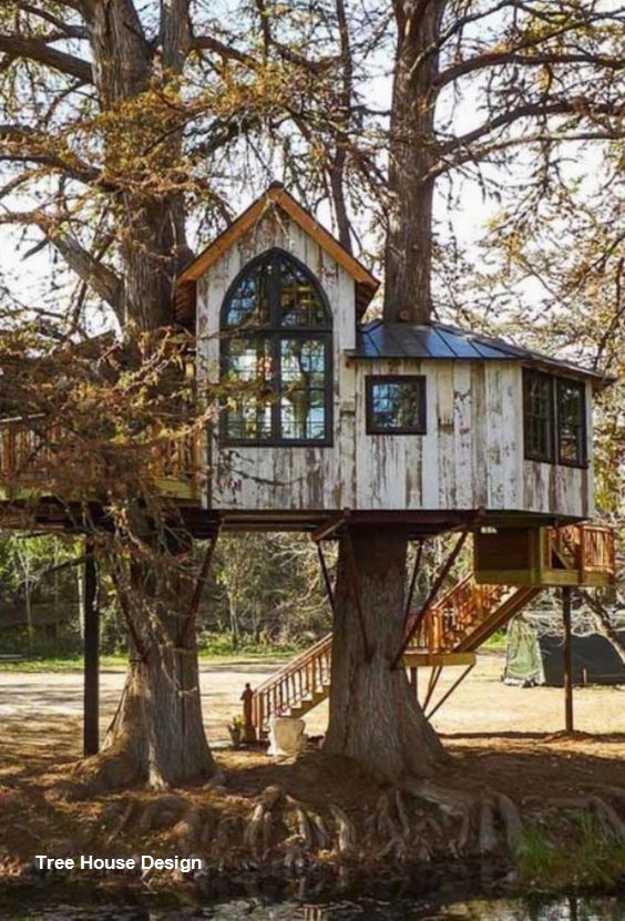 Best Tree House Designs In 2020 Tree House Plans Tree House Designs Tree House Diy
