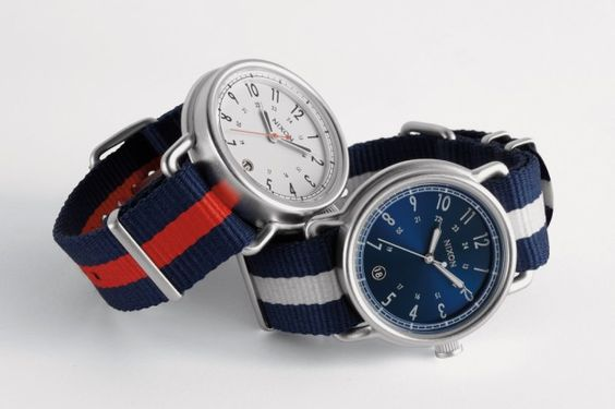 Nixon for Barneys S.A.M. Nautical Watches | Hypebeast