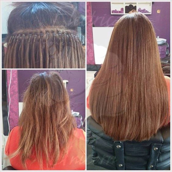 Aaaa hair extensions hairstyle ideas prestige hair extensions micro rings ed by hannah pmusecretfo Images