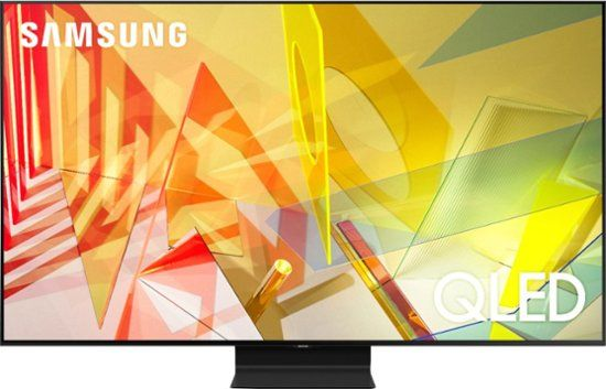 Samsung 65 Class Q90t Series Led 4k Uhd Smart Tizen Tv Qn65q90tafxza Best Buy In 2020 Smart Tv Samsung Sony Led Tv