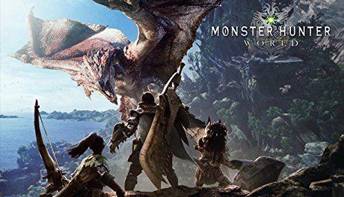 Monster Hunter World Online Game Code Capcom Https Www Amazon Com Dp B07fmdx8lq Ref Cm Sw R Pi Dp U X L Monster Hunter World Monster Hunter Bundle Monster