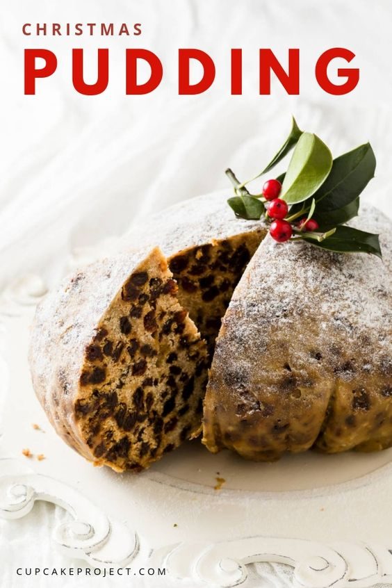 Want to try plum pudding for Christmas? Try this Christmas Pudding. It is like a thick, hearty, slightly sweet raisin bread. Try this easy pudding recipe for Christmas!