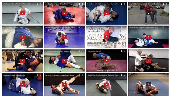 16 BJJ Beginner Techniques