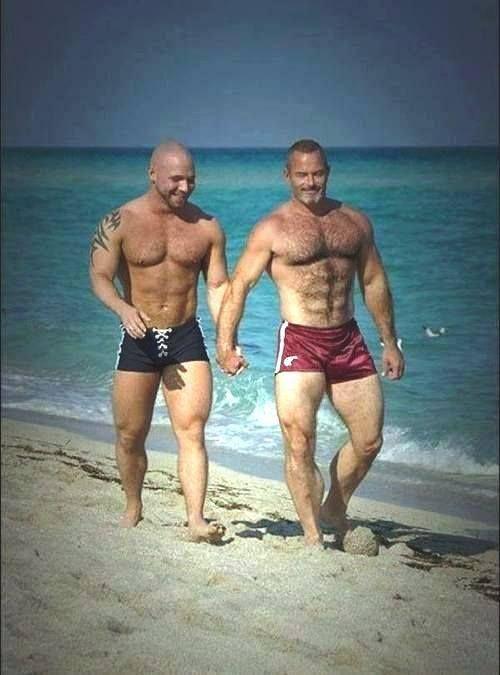 Gay man muscle sample sex