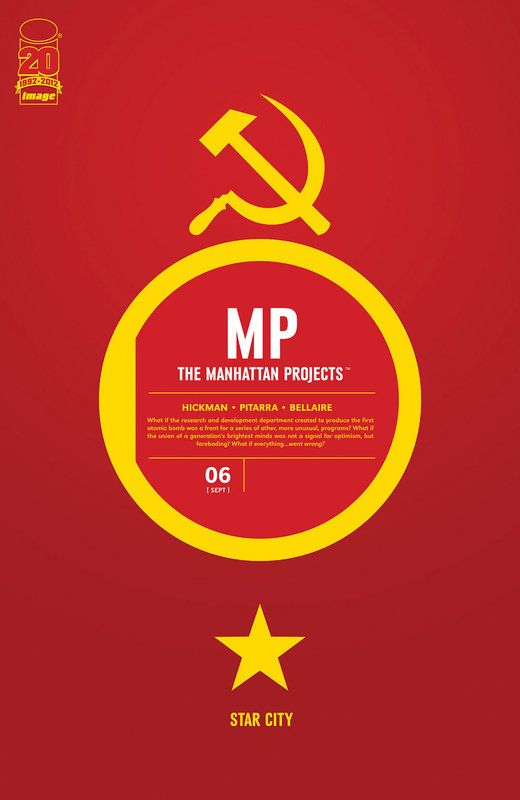 The Manhattan Projects 006 (2012)English | CBR | 31 pages | 22.59 MB