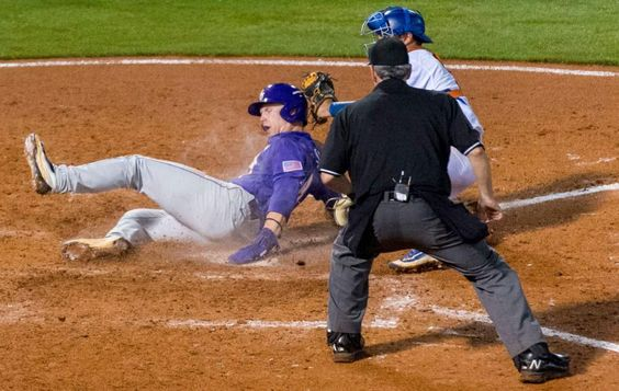 'This team's special': LSU baseball rallies past Florida, 5-3, in longest game in SEC tournament history