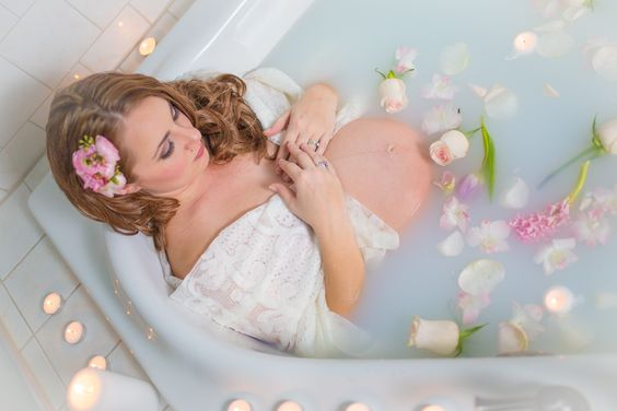 milk-bath-maternity