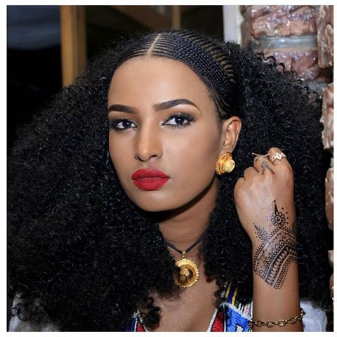 Habesha Beauty Proud Habesha Black Beauty In 2019