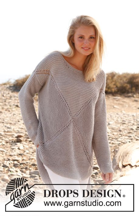 Baggy sweaters, Drops design and Patterns on Pinterest