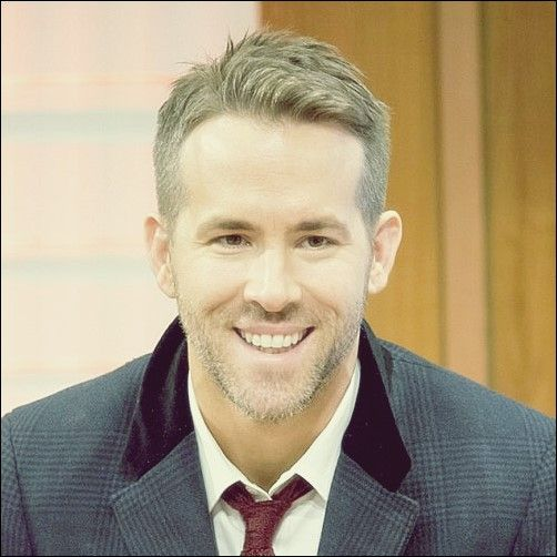 Wie Man Einen Coolen Ryan Reynolds Haarschnitt Erhalt Manner Mode Haarschnitt Manner Frisur Kurz Coole Manner Frisuren