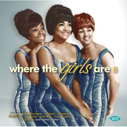 Various - Where The Girls Are 8