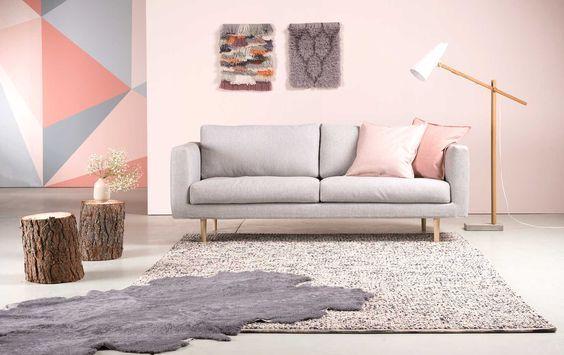 Casinha colorida: Decoração com tapetes para o inverno: