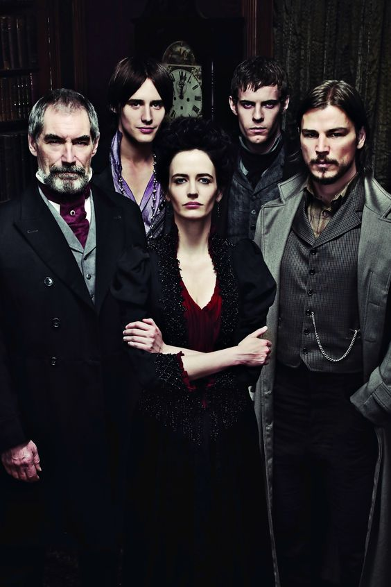 Penny Dreadful, new horror on showtime, about who knows?: