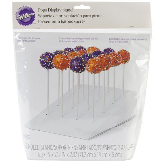 Wilton 415-2264 Slanted Pops Stand