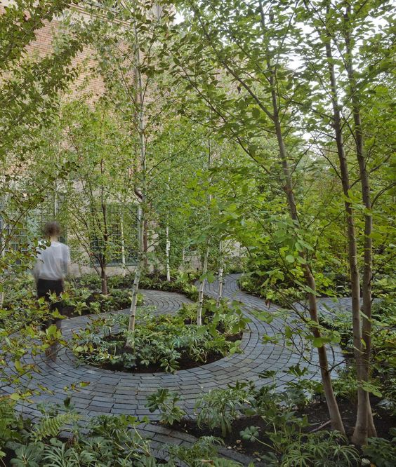 Pin By Phong On 景观细节 Landscape Design Easy Landscaping Landscape Architecture
