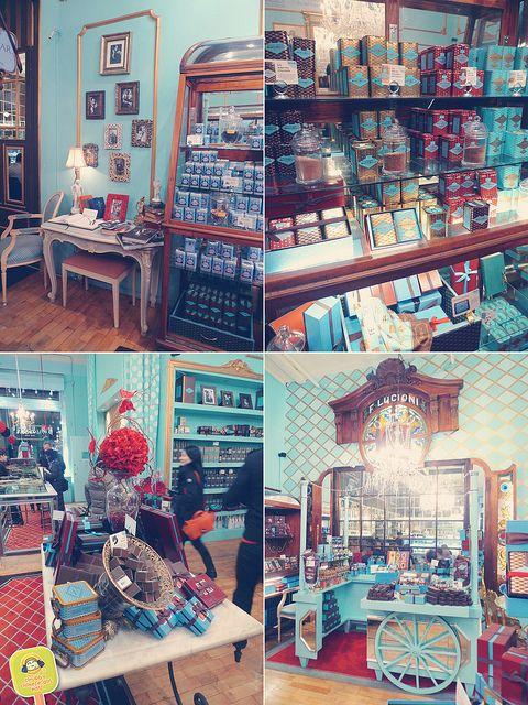 Mariebelle NY - chocolat shop 2 by www.chubbychinesegirleats.com, via Flickr