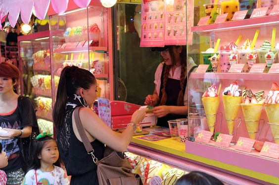 Snack on a Harajuku Crepe (13 Awesome Things to Do in Japan).