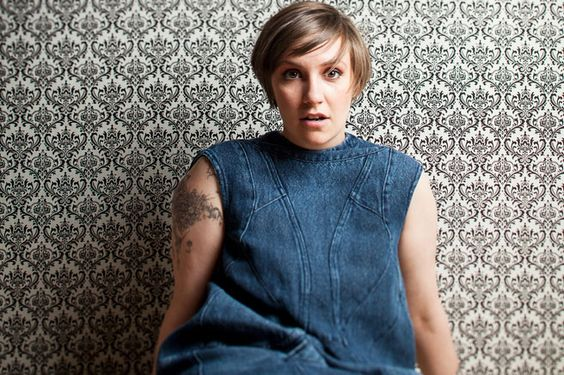 Lena Dunham is coming out with her new book on body types and nudity in the industry. How the industry refuses to show any women that curvy, naked on the screen. This shows how the media gives off the appeal that to be curvy or plus sized is not as beautiful as being skinny. Alexa M.