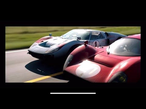 Ford V Ferrari Le Mans Ken Miles Vs Bandini Youtube In 2020