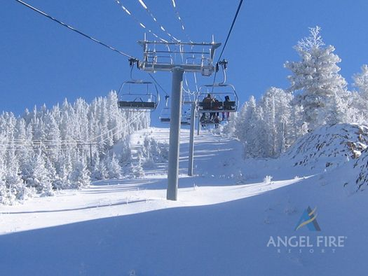 Angel Fire, NM One of the 12 Resorts on the Powder Alliance Pass! Get 3 days here FREE when you buy a Premier Season Pass at Snowbasin