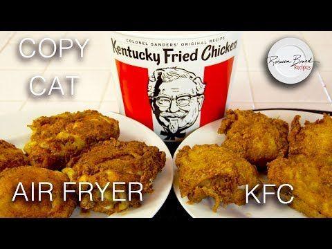 199 Kentucky Fried Chicken Recipe Omorc Air Fryer No