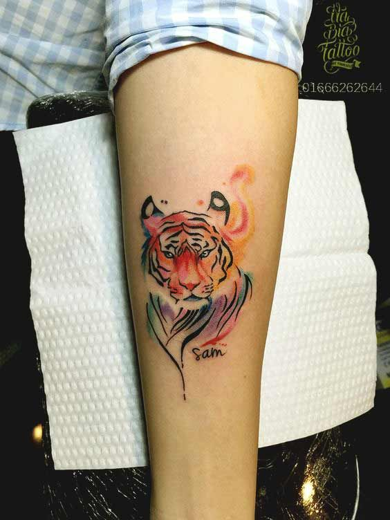 50 Really Amazing Tiger Tattoos For Men And Women Tiger Tattoo Design Tattoos For Guys Tiger Tattoo