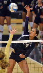 UW Husky Volleyball