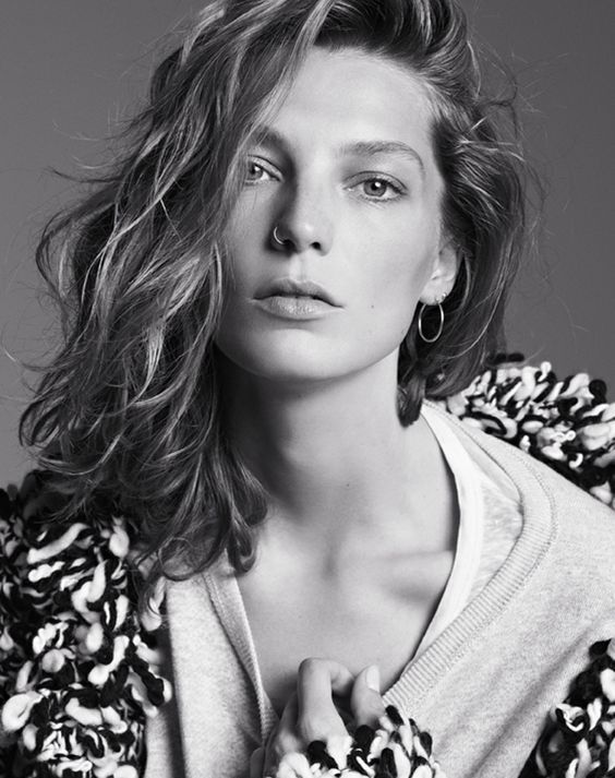 Daria Werbowy für #IsabellMarant pour H&M ...: Fashion Models, Fashion Style, Nose Rings, Isabel Marant, Fashion Photography, Ad Campaigns, Daria Werbowy