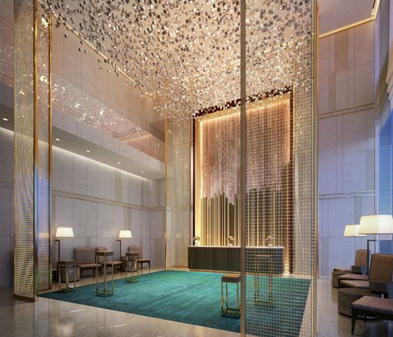 Langham hospitality group introduces new luxury hotel in for Nicest hotel in the world dubai