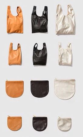 baggu/Leather Bags/Totes and Pouches/Wallets