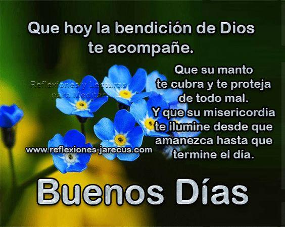 buenos dias bendiciones para todos 2 - Imágenes de Buenos Días