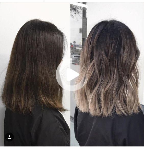 24++ Longueur cheveux par mois inspiration