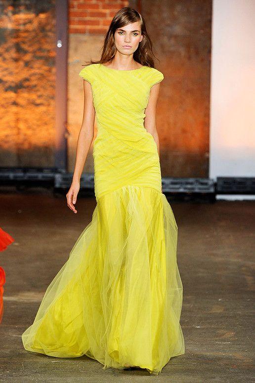 the fashion enthusiast!: christian siriano spring 2012