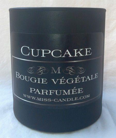 Bougie parfumée cupcake : Luminaires par miss-candle