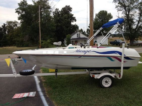14 8 feet 1994 sugar sand jet boat fish and ski for sale for Fishing jet ski for sale