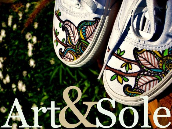 Art and Sole  http://www.facebook.com/pages/ArtSole/114177518655147