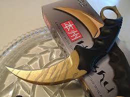「Black Gold Knife」の画像検索結果