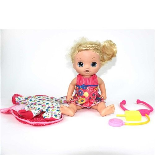 Baby Alive Sweet Tears Baby Blonde Reviewnebula Com Help Baby Feel Better The Baby Alive Sweet Tears Baby Interacts With Children T Baby Alive Baby Toys