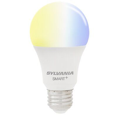 Sylvania Smart 60 Watt Equivalent A19 Led Smart Light Bulb Adjustable White E26 Medium Standard Base Light Bulb Bulb Led