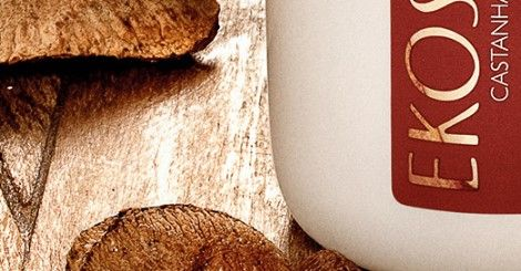 A polpa de castanha oferece uma hidratação nutriti...