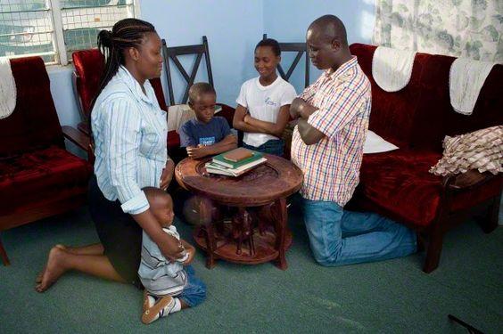 Familiengebet