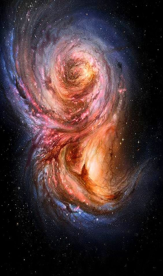 n-a-s-a:  Distant galaxy SMM J2135-0102. To help support Spixelite please check out our YouTube channel Spixelite Research.