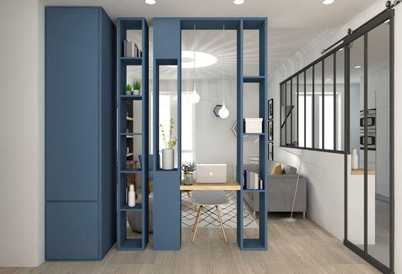 ... - architecture - intérieur appartement - agence - lanoe - marion