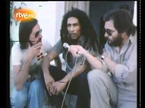 Bob Marley en 'Popgrama' 1978 Bob Marley RTVE