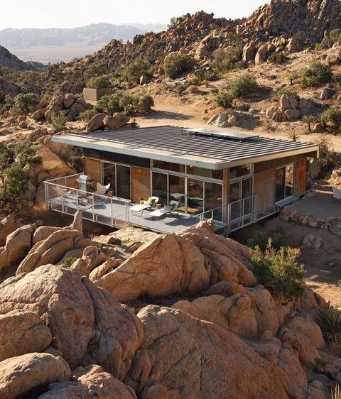 California Desert House