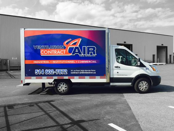Ventilation Contract-air - Wrap Complet