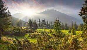 Resultado de imagem para paisagens de sol poente