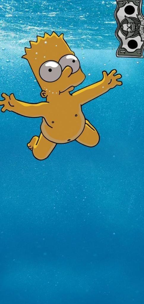 Simpson Samsung Galaxy S10 Hintergrundbild In 2020 Samsung Galaxy Wallpaper Samsung Wallpaper Cartoon Wallpaper